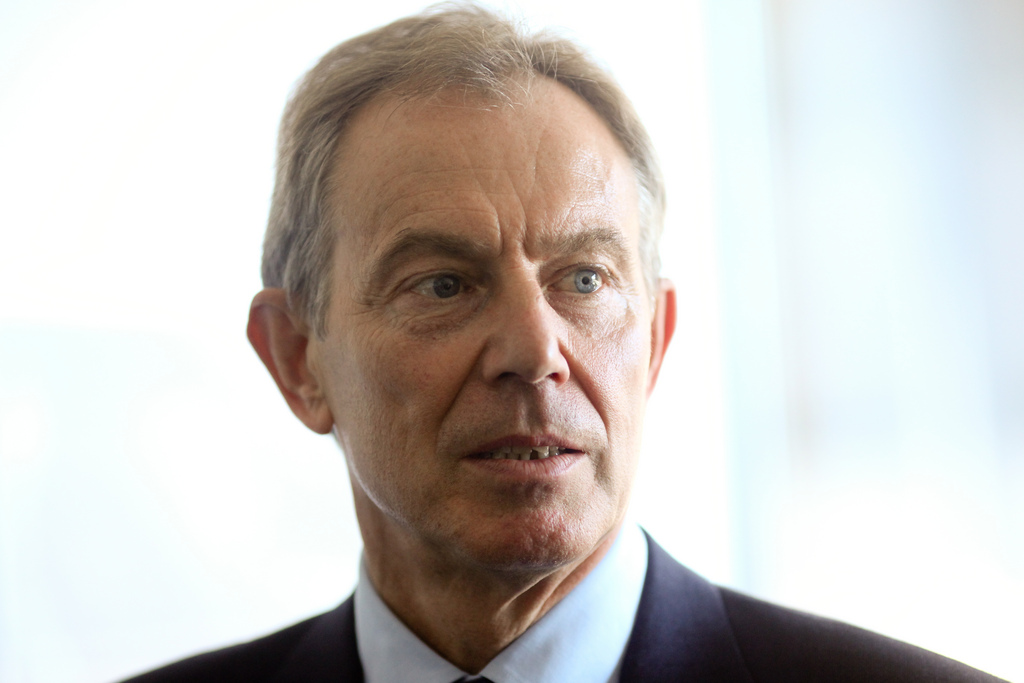 The Wonderful World of Tony Blair